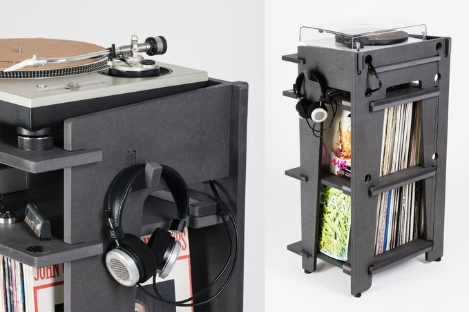 Stacked Turntable Stations
