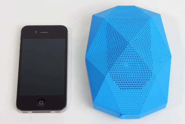 Prismatic Portable Speakers