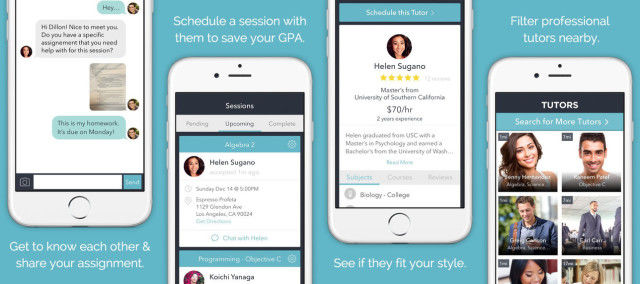 Flexible Tutoring Apps