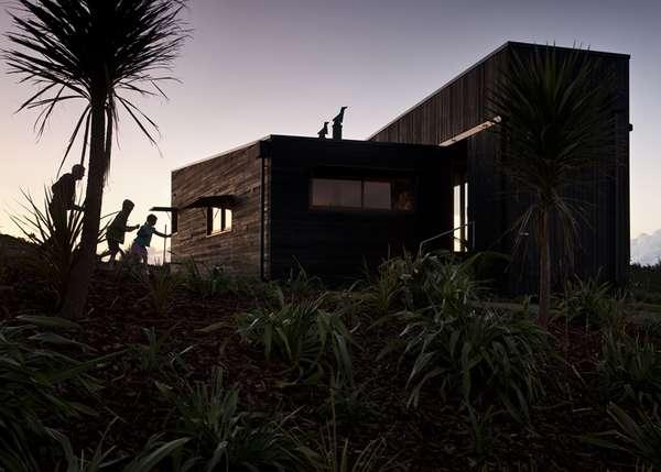 Wood Bunker Abodes