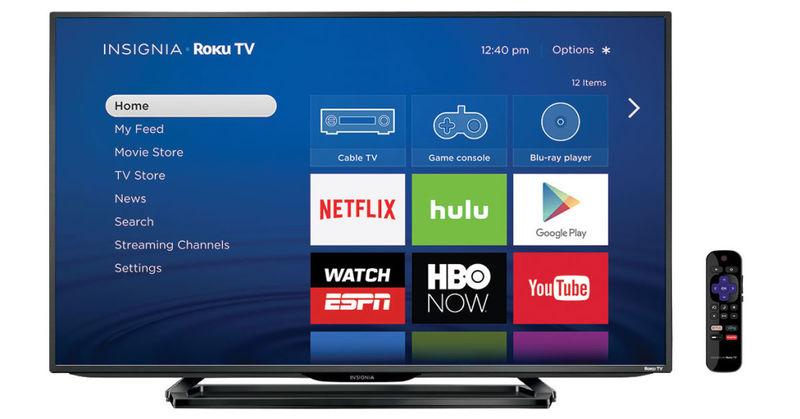 Streaming-Focused TVs