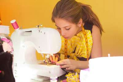 Tween Fashion Designers