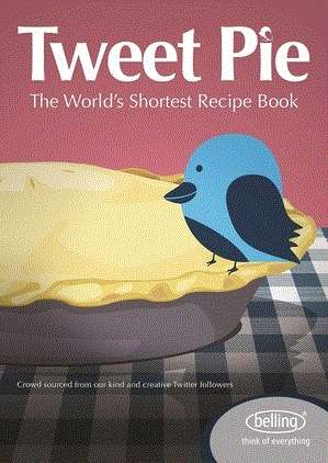Tweet Pie Book