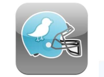 Tweeting Football Apps