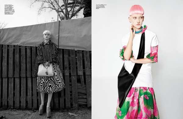 Eccentric Punk Couture