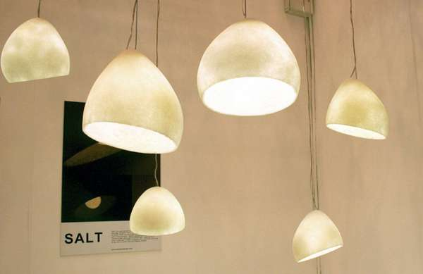 Saline Suspended Lighting
