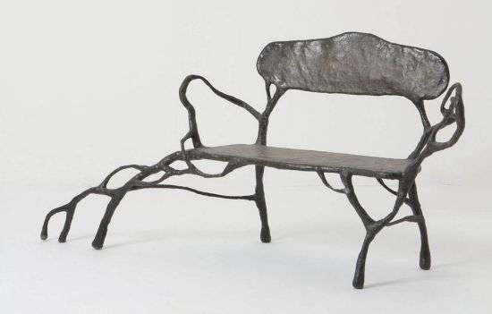 Branch-Inspired Benches