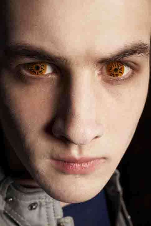 Guerrilla Vampire Eyes Twilight Eye Verts To Launch