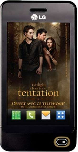 Teen Vampire Cell Phones