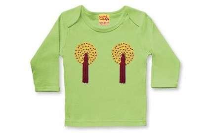 Toddler Nipple Tassels