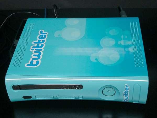 Tweeting Consoles