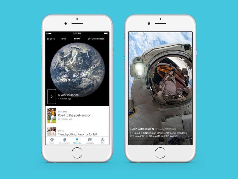 Curated Social Media Platforms