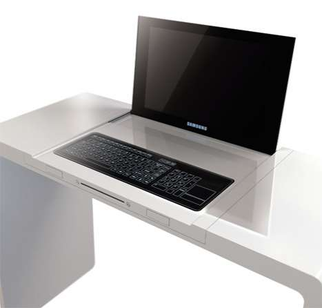 Sleek Computer Desks