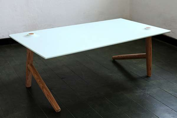 Two Leg Table