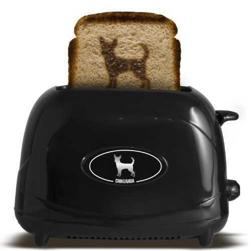 Pet Silhouette-Emblazoning Toasters