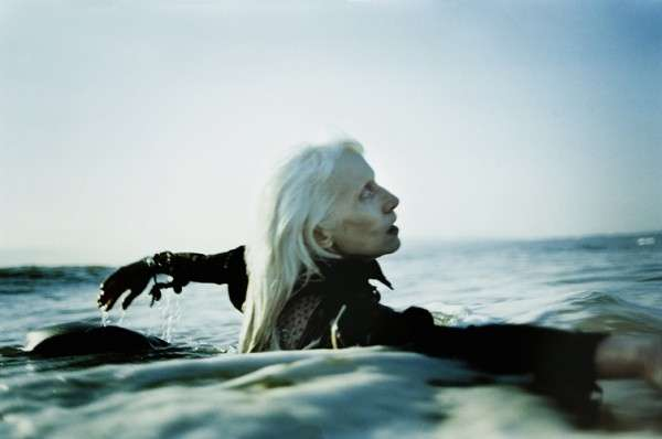 Submerged Ethereal Photoshoots