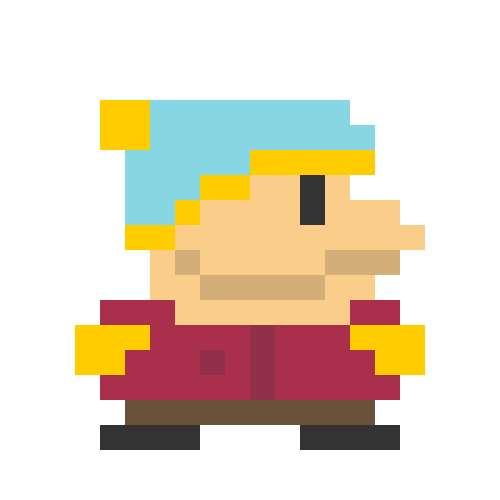 Crazy 8-Bit Cartoons