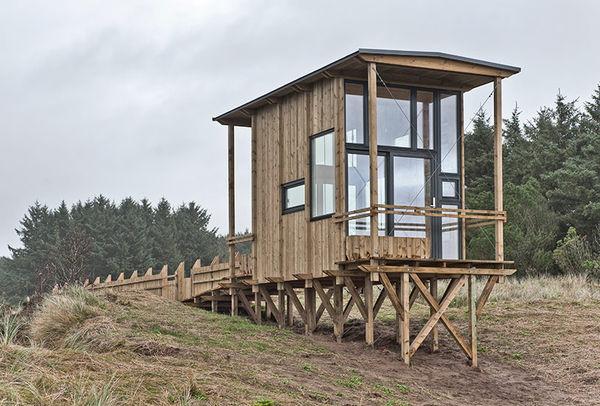 Landscape-Promoting Buildings