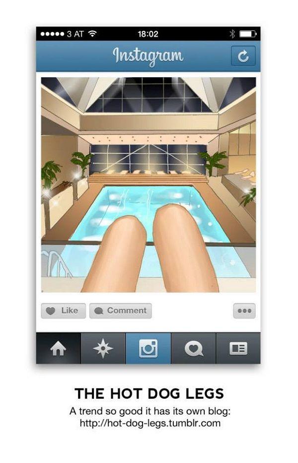 Thematic Social Media Illustrations