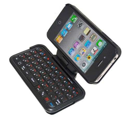 TypeTop Swivel iPhone 4 Keyboard