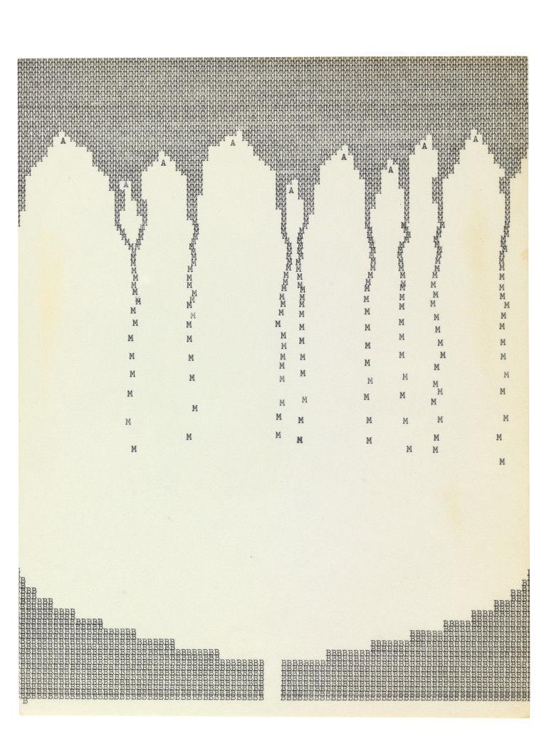 Alluring Typewriter Artwork