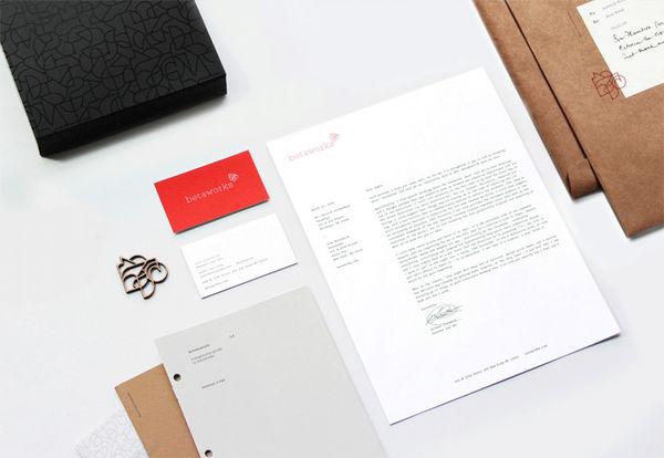 Industrial-Type Tech Branding