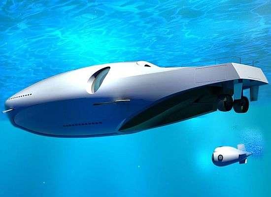 Underwater Yachts