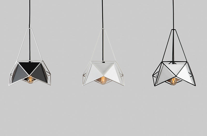 Geometric-Framed Lighting