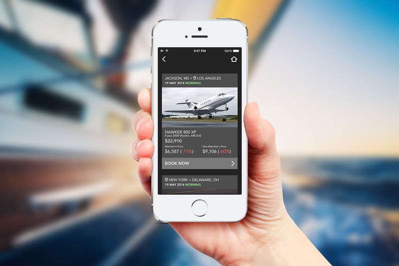 Private Jet Service Apps