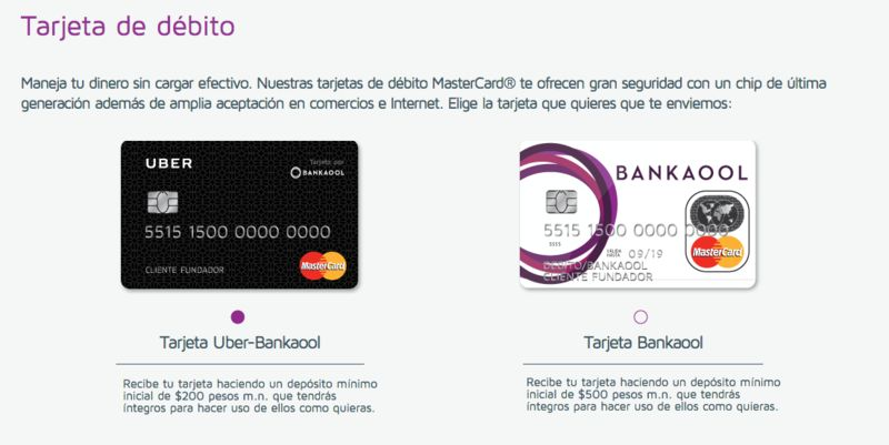 Tech Company Debit Cards