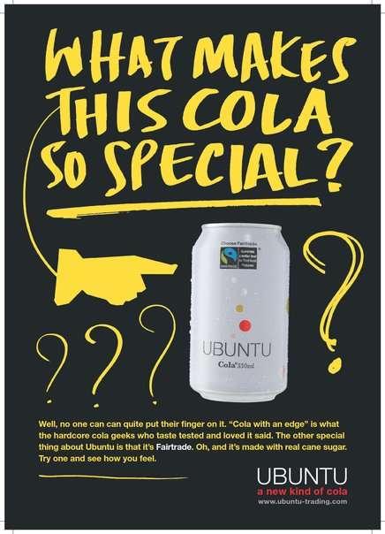 Fair Trade African Soda