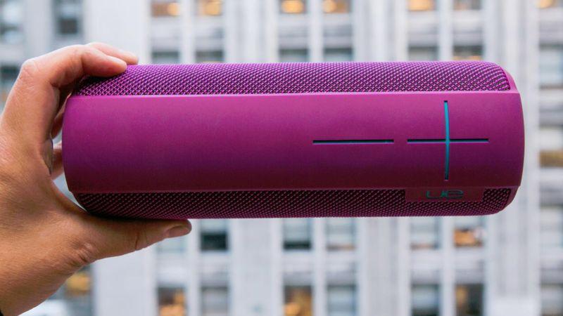 Stylishly Supersized Speakers
