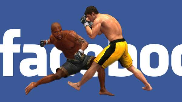 UFC Facebook Streaming