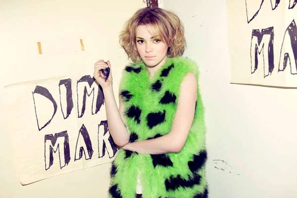 Uffie for BlackBook