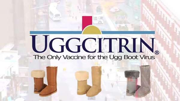 Ugly Footwear Parodies