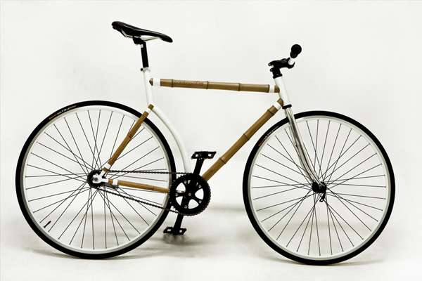 Sustainable Bark Bikes