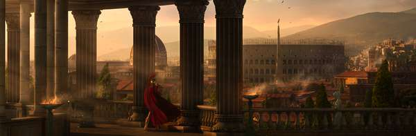 Ancient Cityscapes