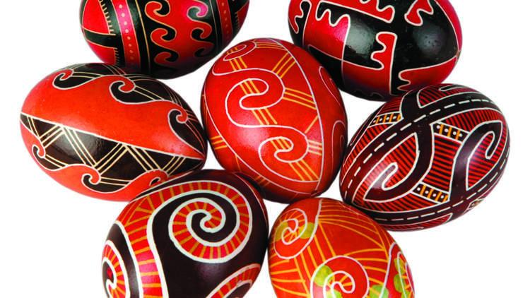 Easter Egg Decoration Workshops