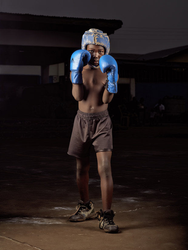 African Middle Class Photography