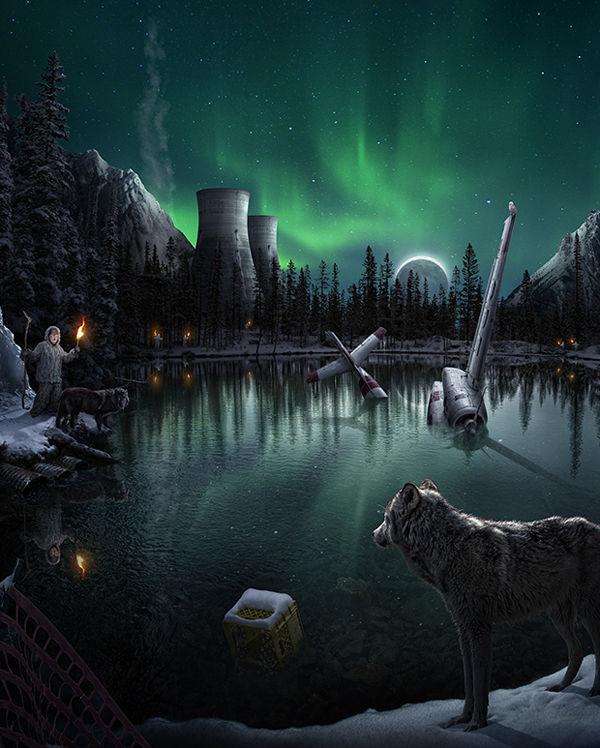 Post-Apocalyptic Artwork