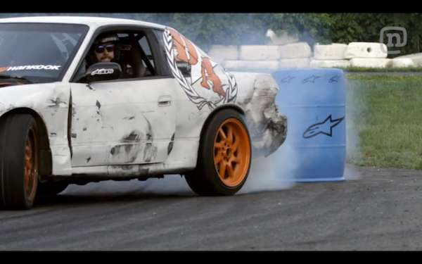 Dangerous Drifting Competitions