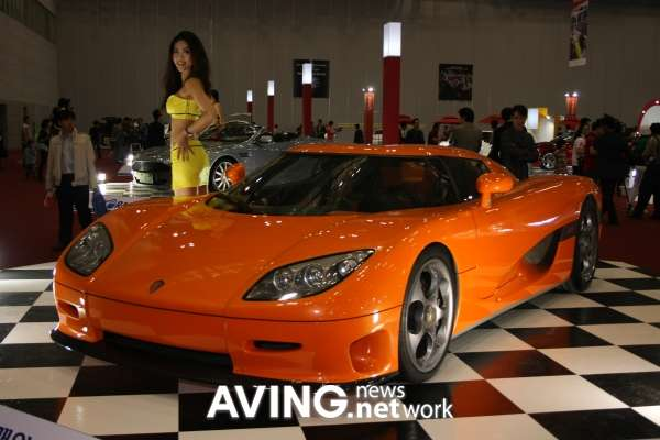 Car Care Center >> Niche Exotic Supercars: 2008 Koenigsegg CCR