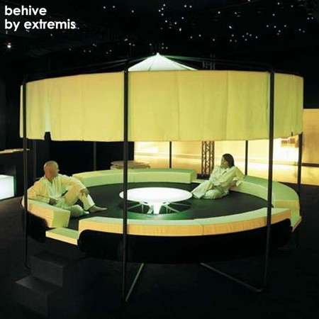 Ultra Modern Trampoline Rooms The Beehive By Extremis