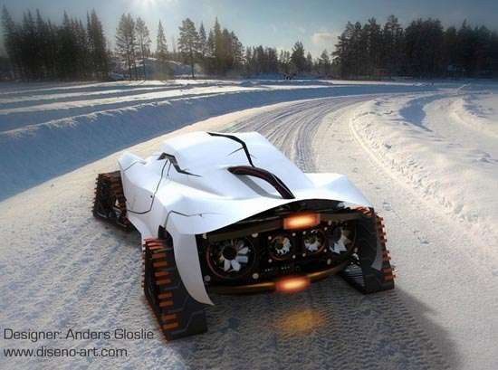 Ultra Snowmobiles
