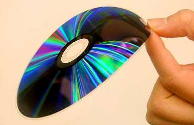 Ultra-Thin DVDs