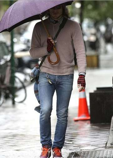 Ultra Tight Men S Pants Heath Ledger S Skinny Jeans