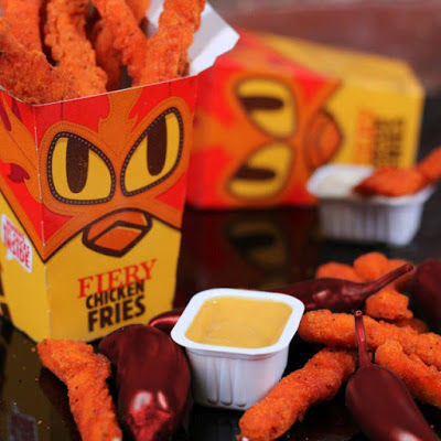 Ultra-Spicy Chicken Fries