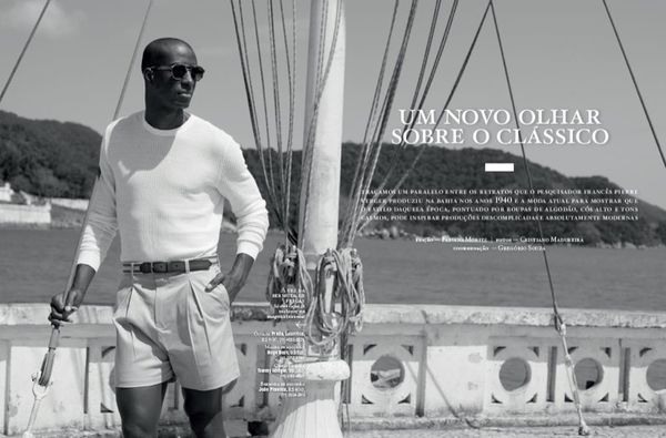 Elegant Yacht Club Editorials