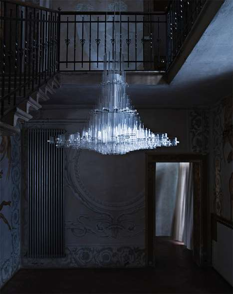 uma chandelier by giancarlo tintori