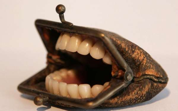Biting Surreal Sculptures
